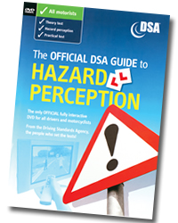 DSA Hazard Perception Test Swansea